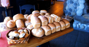 Brødbakst - Sæterstad gård