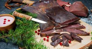 Reinkjøtt - Byrkije kjøtt